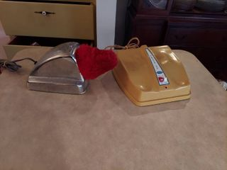 Boot Valet and Foot Massager