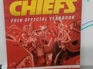 Chiefs 2016 Year Book