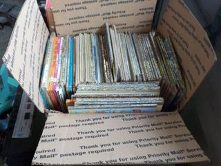 box of children s books