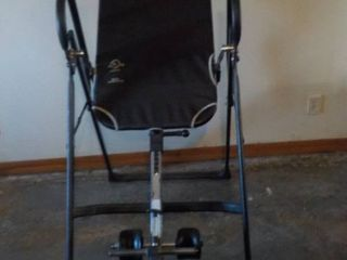 Inversion table Hardly used