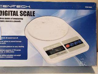 Cen tech Digital Scale  NIB