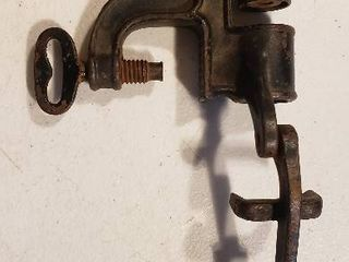Antique 12 Ga Shotgun Shell Hand Reloading Crimping Tool