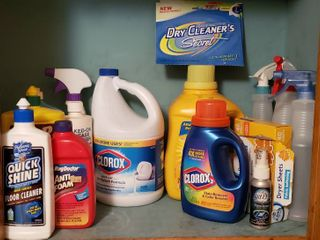 laundry   Floor Cleaning Products   bring box
