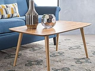 Christopher Knight Home Cilla Wood Coffee Table Natural