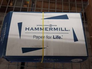 Hammermill International Paper 8 5 x11  4000 Sheets Copy Paper