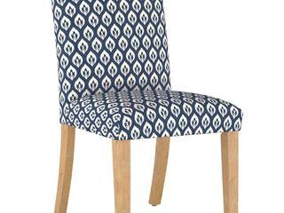 Skyline Furniture Dining Chair in Elliot Floral Navy lga  209 99