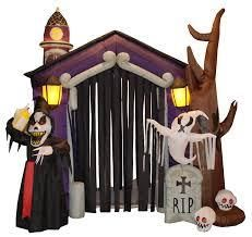 Inflatable Haunted House