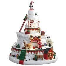lemax Tower The North Pole
