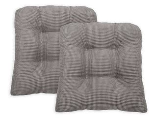 Alloy Perfect Performance Tyler Chair Cushions   Set of 2