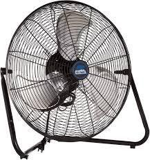 Firtana High Velocity Floor Fan