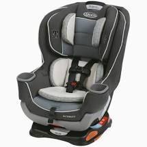 Graco extend2fit Convertible Car Seat Rear facing and Forward Facing