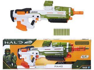 Nerf Halo Motorized Dart Blaster