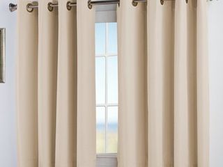 Elegance 54 inch length Grommet Insulated Panel with Attachable Wand   54x54