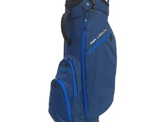Airlight SC 14 way Cart bag Navy Blue  Retail 159 99