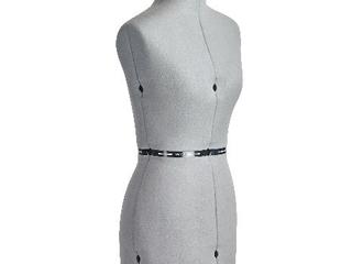 Fashion Maker Dress Form Size large  Retail 137 99
