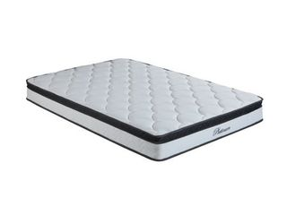 10  Memory Foam and Pocket Spring Hybrid Mattress  Retail 161 99