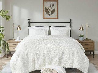 Home Essence Albany Ultra Plush Solid Comforter Mini Set