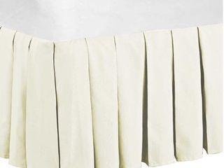 Serenta Classic Dust Ruffle 14  Bed Skirt