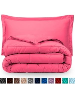 Bare Home Comforter Set  Twin