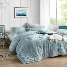 Socially Distant   Coma Inducer Oversized Comforter   Smoke Blue   Retail 179 99