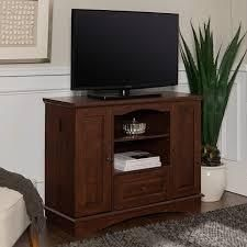 Traditional Brown  Copper Grove Angelina 42  Traditional Brown Highboy TV Stand Console  Retail 239 99