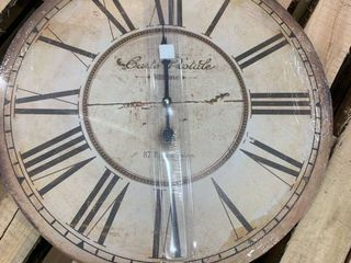 Jumbo Wall Clock 23