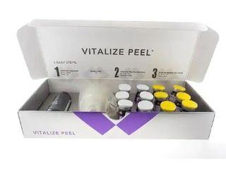 SkinMedica Vitalize 6 Peel Kit with Retinol Solution Retail 308 99