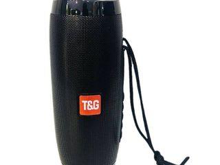 T G Portable Black Wireless Speaker