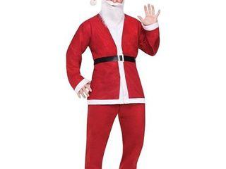 Santa Pub Crawl Adult Costume   One Size