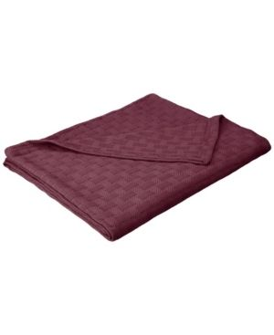 Impressions Dorland Cotton Blanket Twin TwinXl