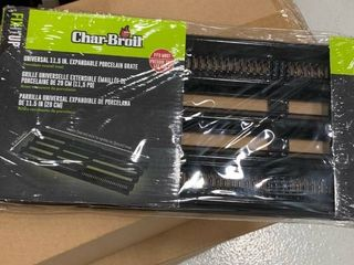 Char Broil Pro Sear 11 5  Expandable Steel Grid Section