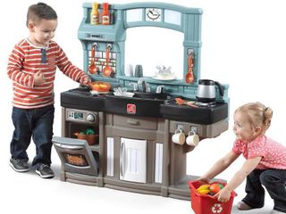 Step 2 Best Chef s Play Kitchen  fruit   veggies not included