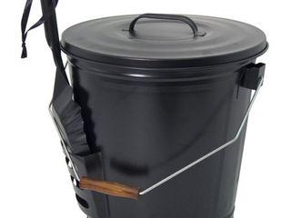Panacea Bucket   Steel   14 5    Black
