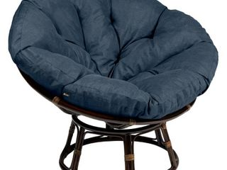 Classic Accessories Montlake Water Resistant 50 Inch Papasan Cushion  cushion only