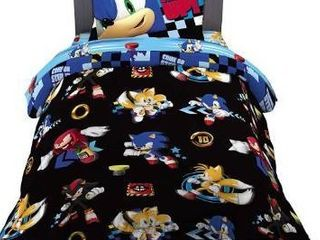 Sonic Twin Bedding Set