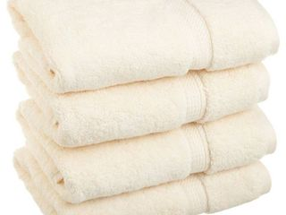 Miranda Haus Marche Egyptian Cotton Set of 4 Hand Towels