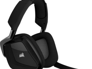CORSAIR   VOID RGB ElITE Wireless Stereo Gaming Headset   Carbon