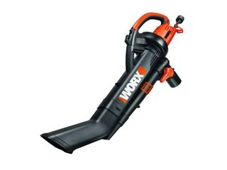 WORX 3 in 1 System  Vacuum  Blower  Mulcher with 2 Stage Impeller