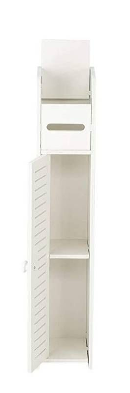 Takefuns Paper Towel Storage Narrow Cabinet