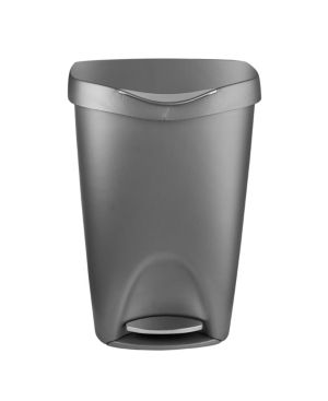 Umbra Brim 13 Gallon  50l  Trash Can with lid