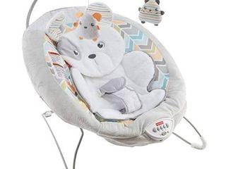 Fisher Price Sweet Snuga puppy Dreams Deluxe Bouncer mobile bracket missing