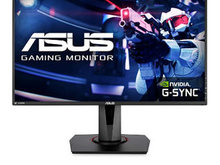 Asus VG278 165Hz 27 in gaming monitor