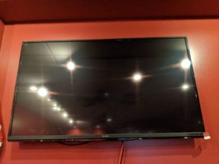 Sharp Aquos Tv With Remote  Buyer Responsible For Removal