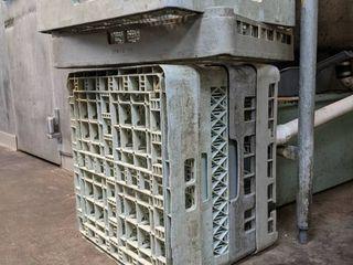 Dishwasher Crates
