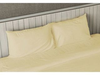 Deep Pocket 1800 Count luxury Series 4 Piece Bed Sheet Set  full  dirty