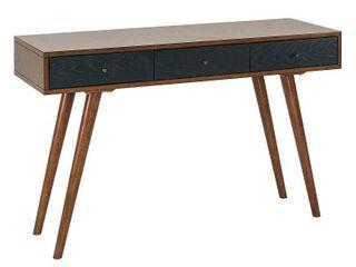 Madison Park Howard 3 drawer Writing Desk  Retail 377 99