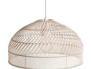 Kenroy Home Tofino 1 light Pendant lamp  Natural