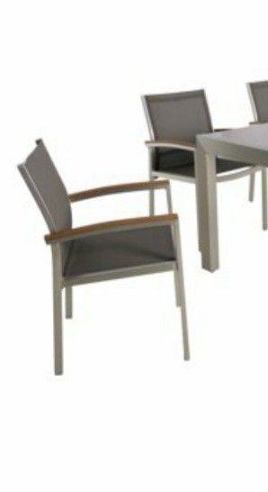 luton Outdoor Aluminum chairs