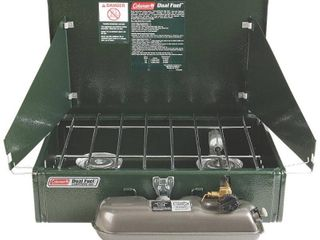 Guide Series 00AE Dual Fuel 2122 Stove  Coleman Guide Series Dual Fuel Stove