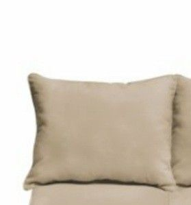 Sloane Beige Indoor  Outdoor Corded pillow  Beige